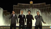 The Tenors In Las Vegas