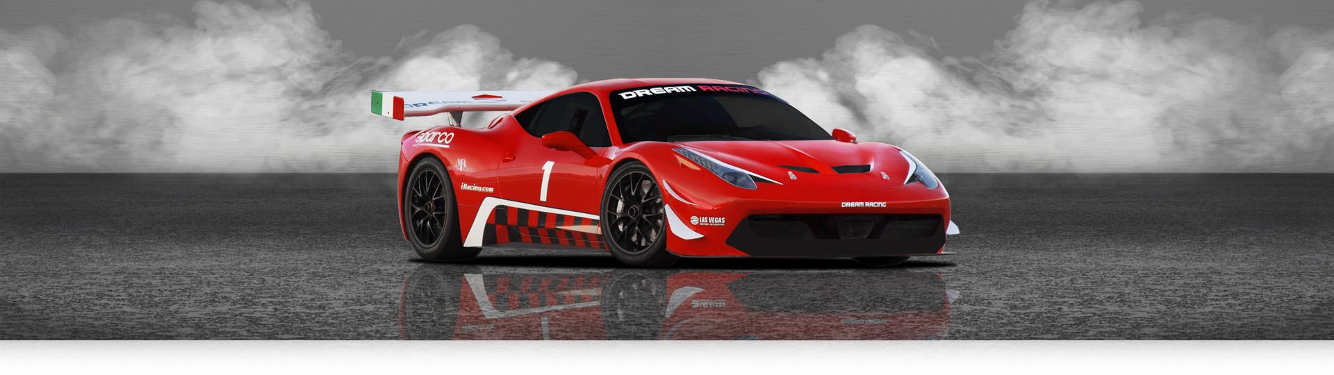Drive A Ferrari Race Car Dream Racing