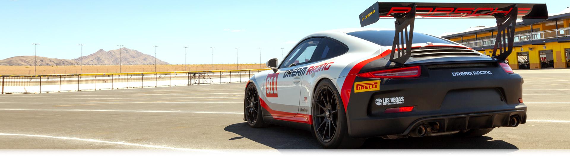 Drive a Porsche 911 GT Race Car– Dream Racing