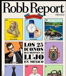 Robb Report Mexico