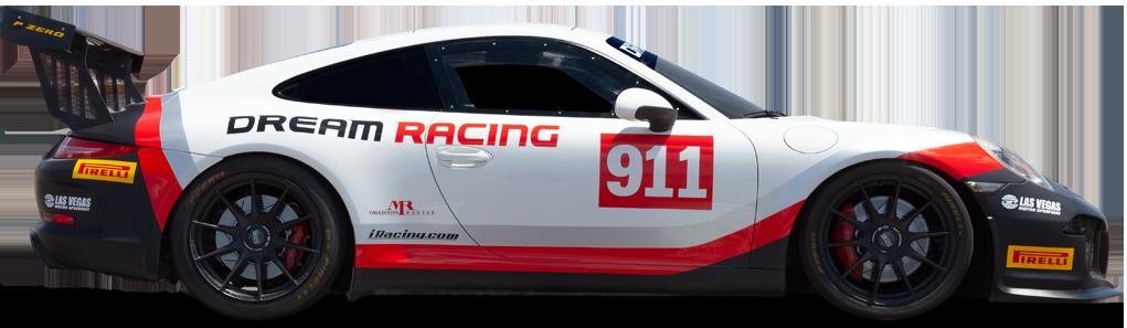 Drive A Porsche Gt Race Car Dream Racing
