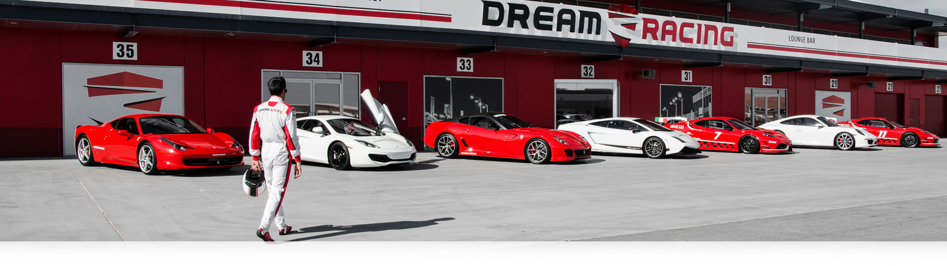 The Experiences -– Dream Racing