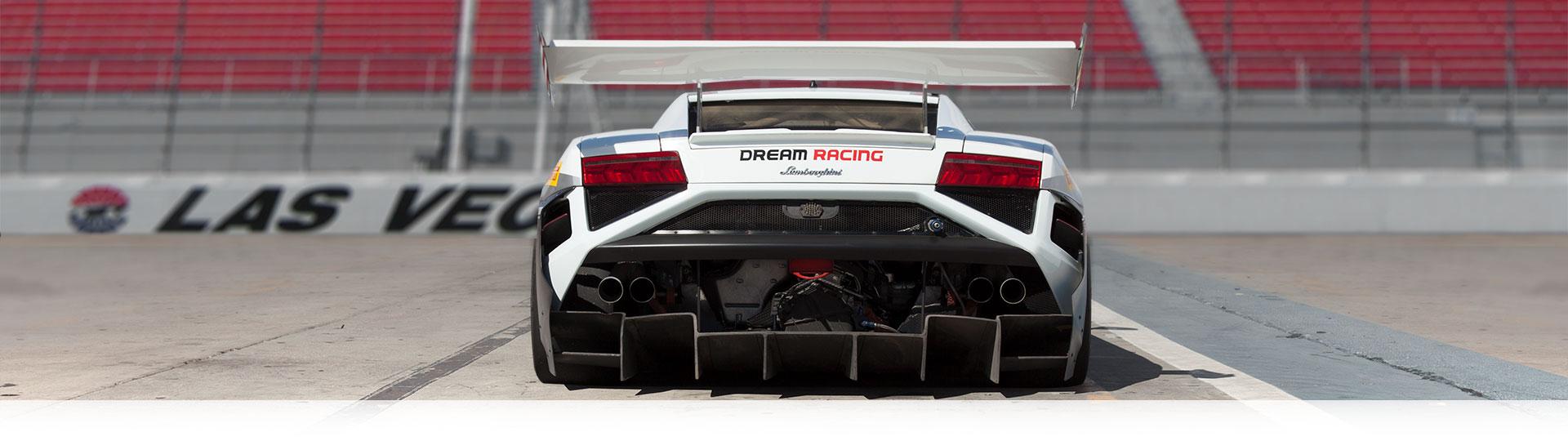 Drive A Lamborghini Gallardo Race Car Dream Racing