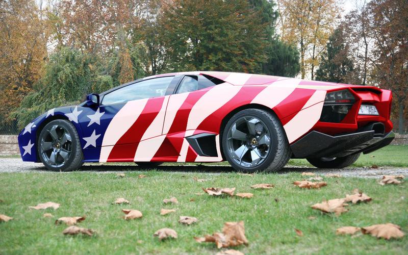american-flag-fail-lambo